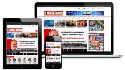 Eskişehir Dipnot Web Tasarım - Milli İrade Gazetesi www.milliirade.com www.dipnot.com.tr