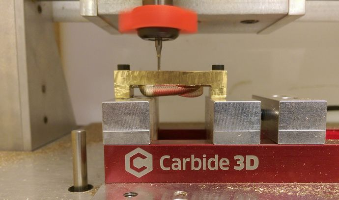3D Rocket Hammer Head in Brass - How To - Carbide 3D Community Site