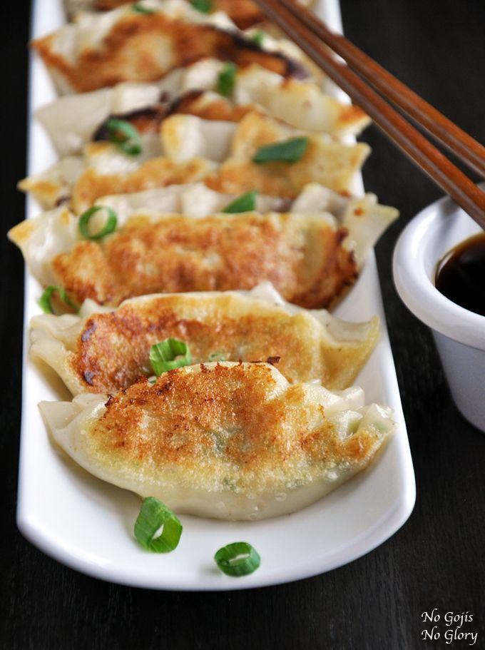 Chicken Potstickers Recipe Food Network