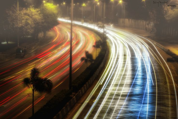 That Foggy Night! by Dhiraj Amritraj on 500px