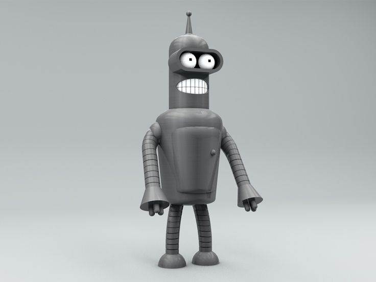 Bender by Rocco Gallo