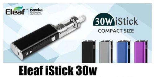 Electronic Cigarette Australia - iStick 30 W by Eleaf, $109.99 (http://www.ecigforlife.com.au/istick-30-w-by-eleaf/)