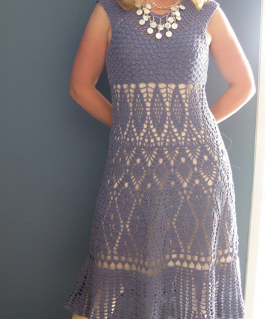 Lily Chin Lace Dress by SewHopefull, via Flickr