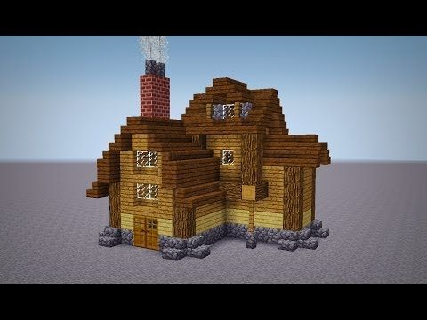 how to build an nice house in minecraft