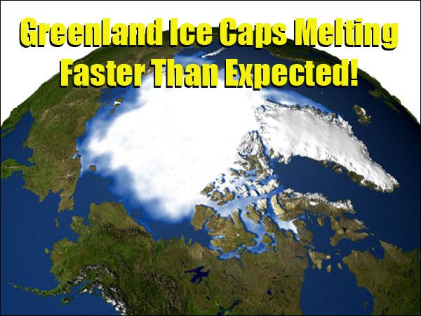 Greenland Ice Cap Melting Faster Than Ever-http://www.viewzone.com/greenland.html