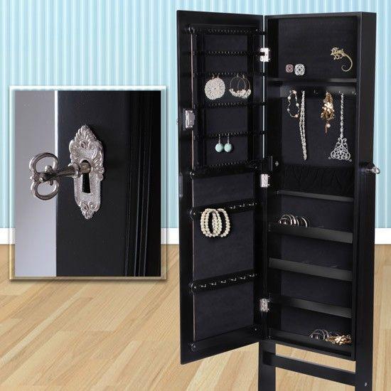 Schmuckschrank mit Spiegel | Jewellery Mirror Wardrobe | @Jago24  » SOON TO COME