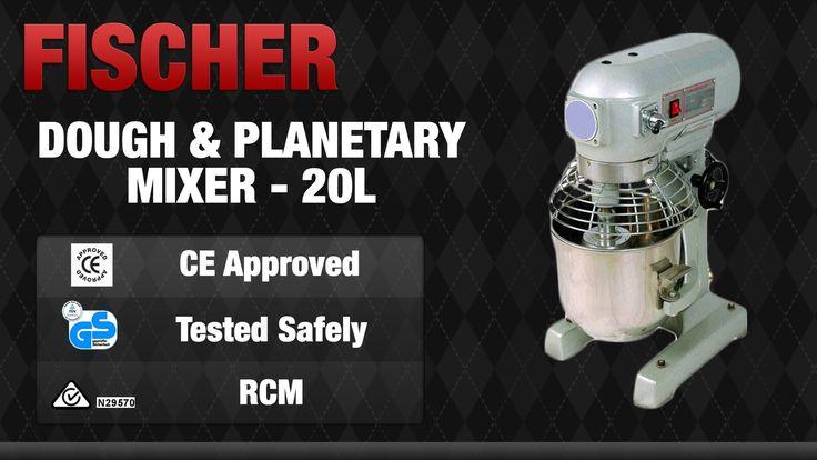 Planetary Mixer B20