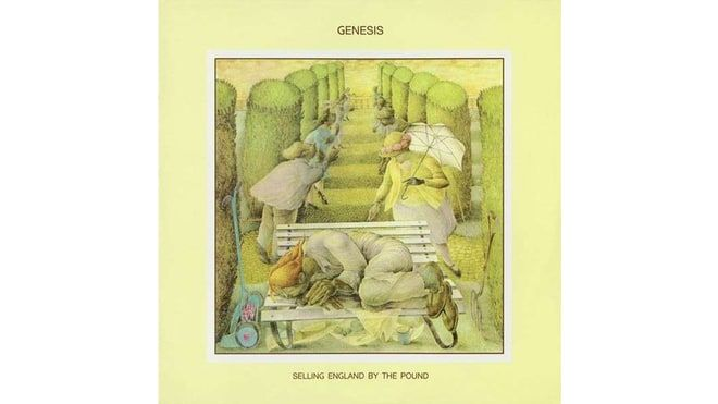 Genesis, 'Selling England by the Pound' (1973)