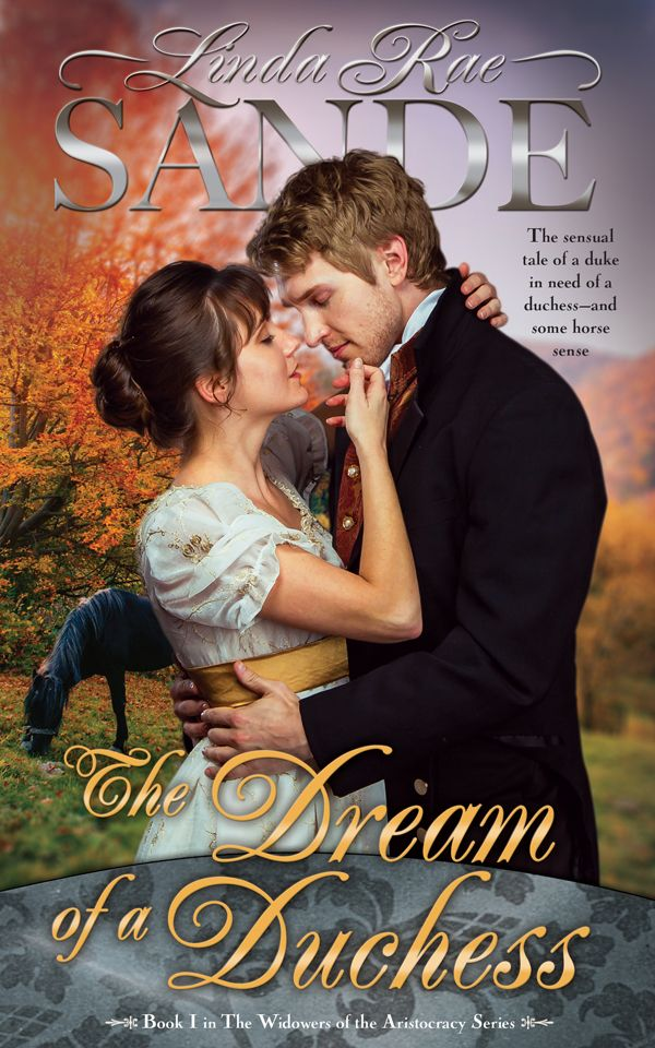 A sensual tale of a duke in need of a duchess—and some horse sense