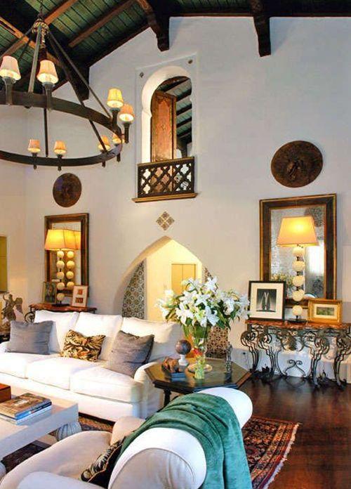 25 best spanish living rooms ideas on pinterest spanish for Interior design 77379