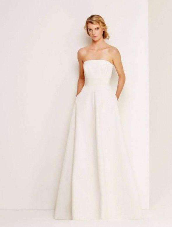 Max Mara Bridal Wedding Dresses 2014 2015 Collection Max Mara Bridal 2014 41f09f99d77