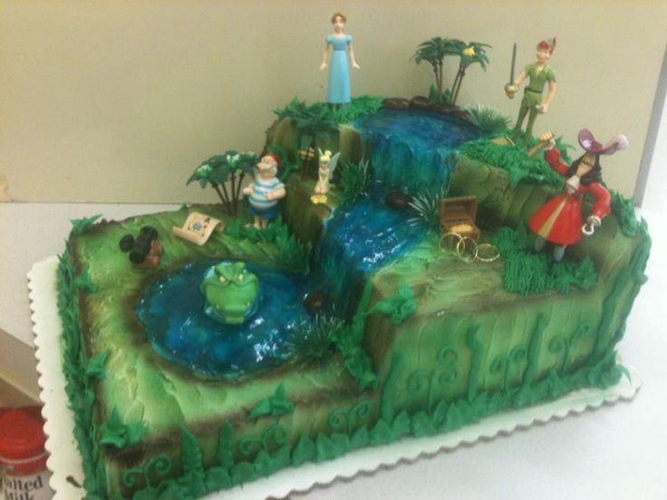177 Best Images About Peter Pan Birthday Party Ideas On