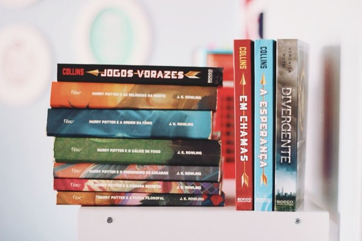 series of books <3