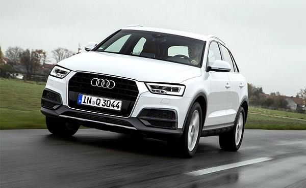 Audi India Launches Q3 SUV With 1.4 Litre TFSI Petrol Engine Click Here To  Read Full