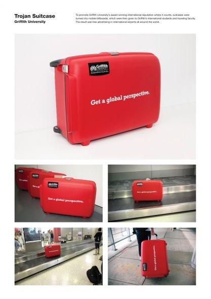 Griffith University: Trojan Suitcase