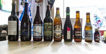 Az Élesztő egy kézműves sörökre épülő, romkocsma jellegű zarándokhely, benne éttermekkel, sörfőzdével, bárral és 17 darab sörcsappal.