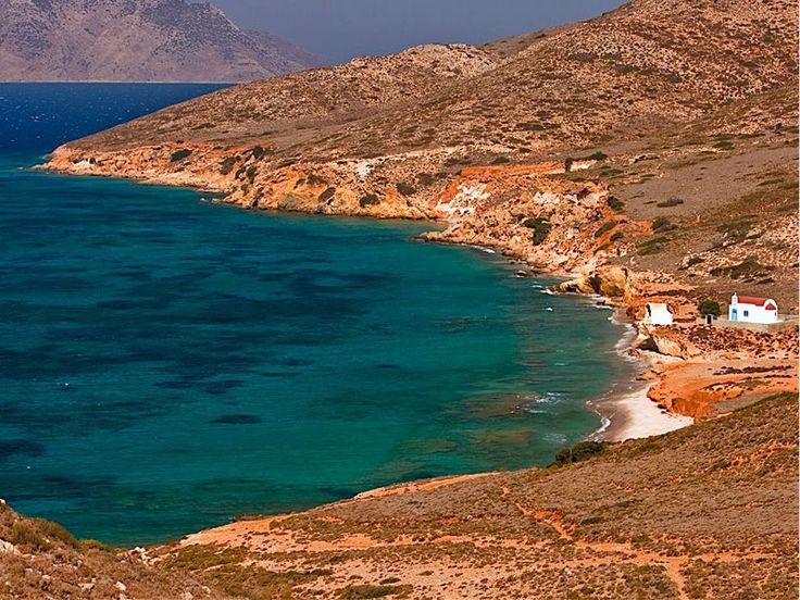 Bay, Pserimos #mysteriousgreece