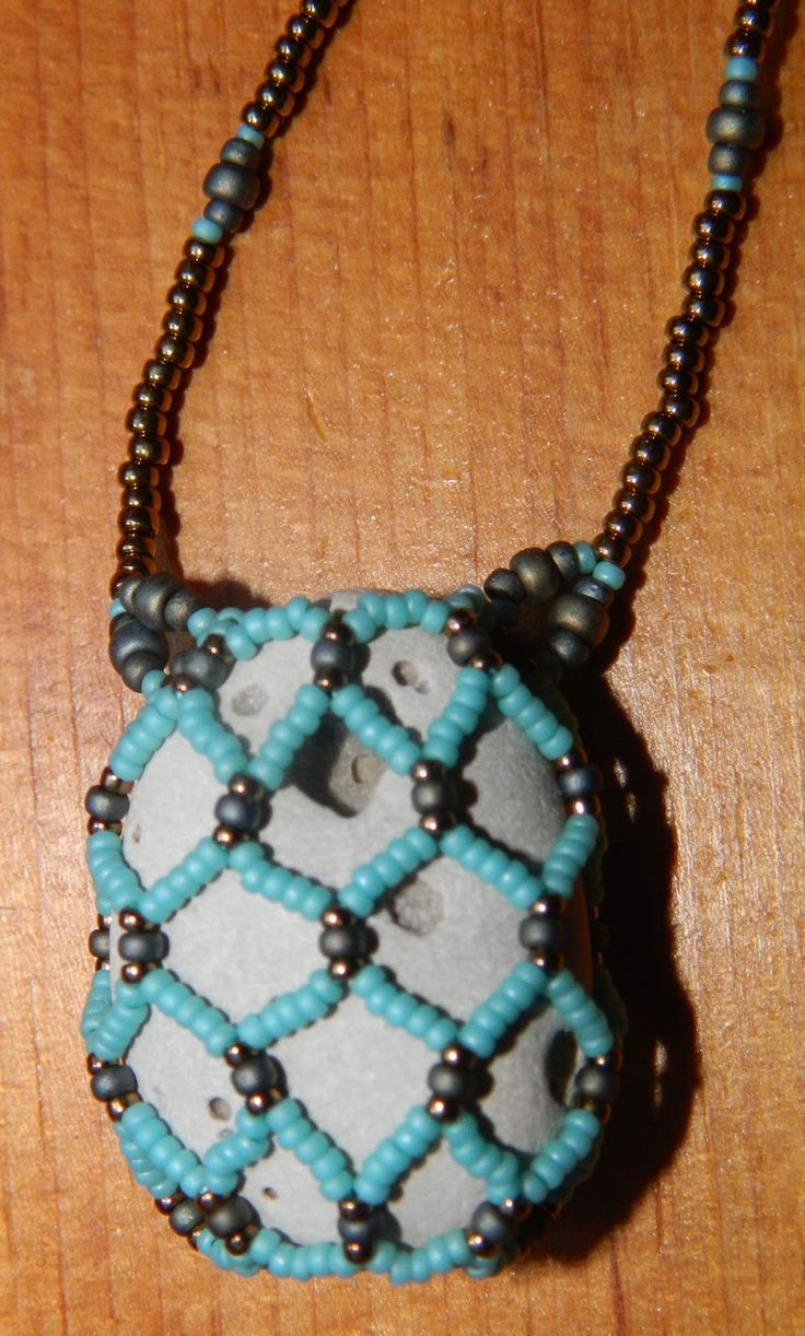 One Kiss Creations Beaded Jewelry: Rocks Off On Hump Day