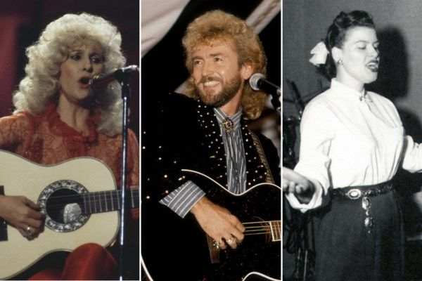 A photo gallery of country musicians who died young.