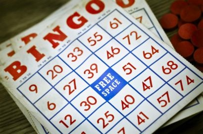 Here's a set of multiplication bingo cards.