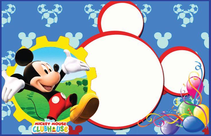 Un Cumple De ¡Mickey Mouse!