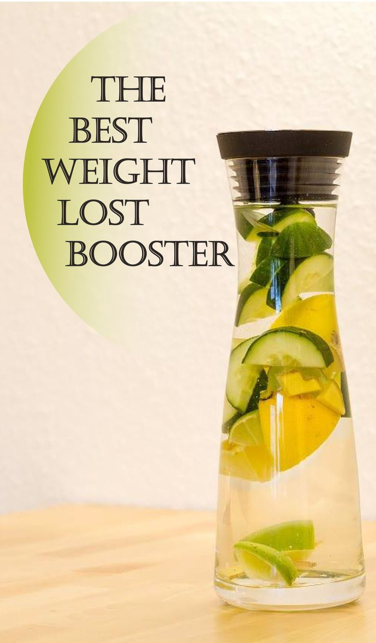 The Best Weight Lost Booster