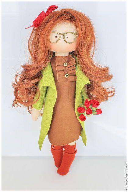 Коллекционные куклы ручной работы. Заказать Амалия. Интерьерная кукла.. Олеся. Ярмарка Мастеров. Кукла ручной работы, подарок, интерьер