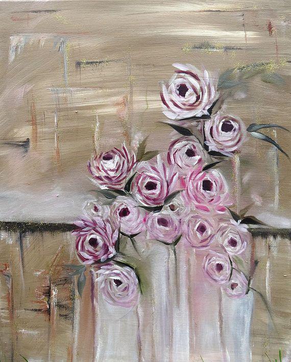 25 beste idee n over roze schilderen op pinterest paars schilderij kersenbloesem schilderij - Moderne kamer volwassen schilderij ...