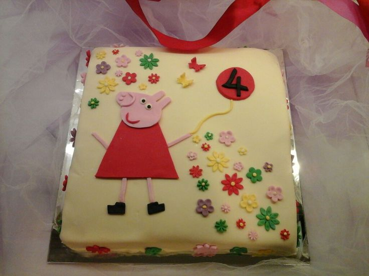 Cleo's birthday cake 2015