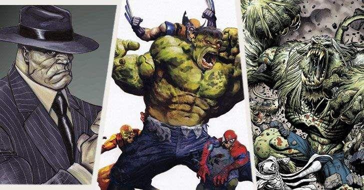 Bruce Banner é um personagem que já teve múltiplas personalidades e encarnações ao longo dos anos. Confira aqui 10 das melhores versões alternativas do herói conhecido como O Incrível Hulk! Duas versões do personagem nos quadrinhos estão sendo descartadas: trata-se da versão clássica do herói, criada na década de 60 por Stan Lee e Jack …