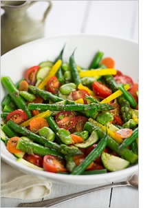 + images about salads and fruits on Pinterest   Salads, Vinaigrette ...