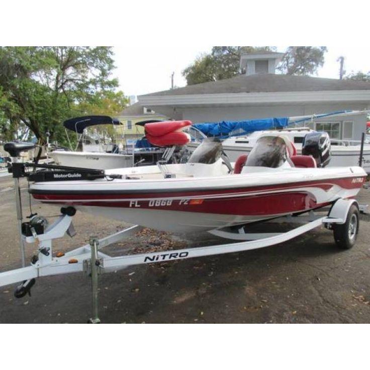 En Oferta Nitro 750 Bass Boat de 2008 con Mercury 90hp, Importación de Barcos de Ocasion desde Estados Unidos, Venta de embarcaciones de Ocasion, En Venta de ocasion Nitro 750 Bass Boat de 2008 con Mercury 90hp. Importadores de Embarcaciones Nitro para Es