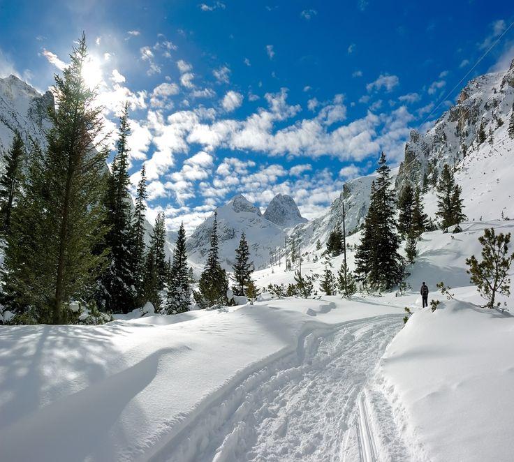 Le Mont Dore, le rendez-vous de tous les amoureux du #ski en #Auvergne !