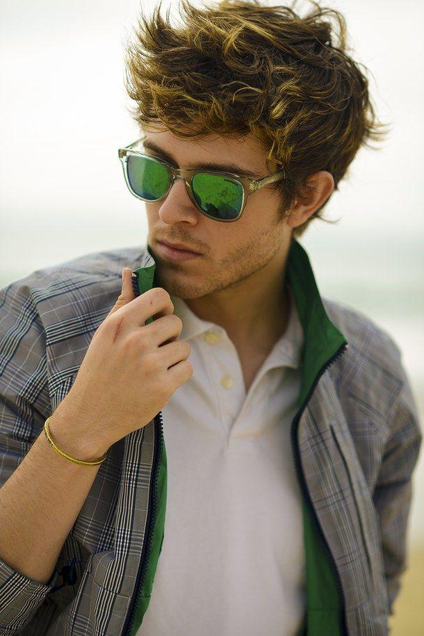 A new pair of Sunglasses (theperfectluxury) shades for men.#theperfectluxury #sunglasses
