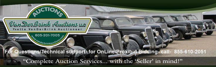 VanDerBrink Auctions, LLC Auction Catalog - Lambrecht Chevrolet Company Auction - Day 2 | Proxibid Auctions