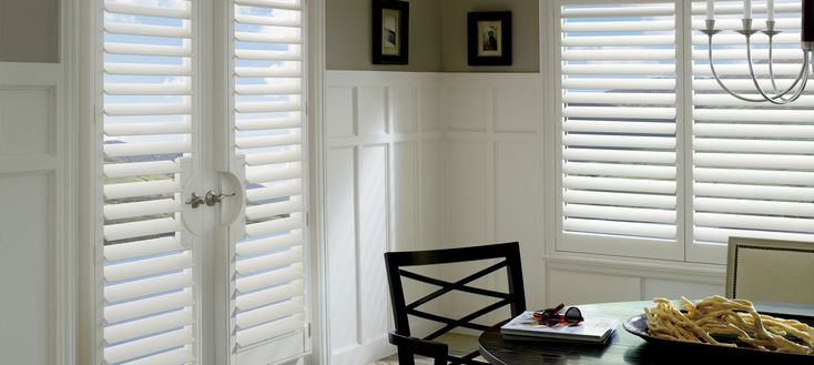 Our Palm Beach Polysatin Shutters Are Plantation Style Constructed With Uv Resistant