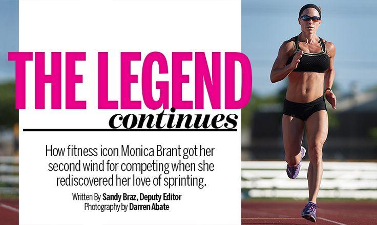 Monica Brant/Sprints