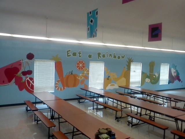 cafeteria makeover | School Meals That Rock