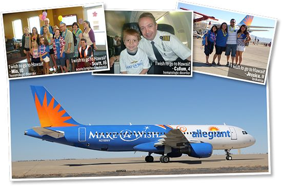 Allegiant Air Traveling With Child