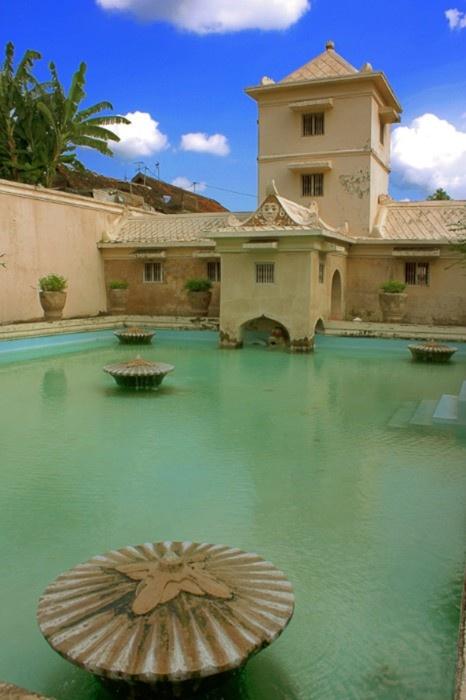 Water Palace #yogyakarta #java #indonesia