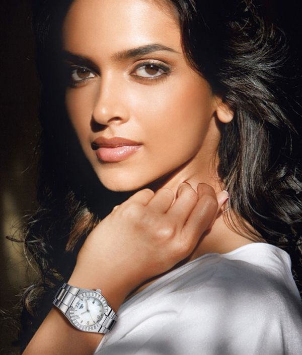 Deepika padukone brand ambassador and celebrity on pinterest for Woman celebrity watches