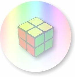 In this tutorial, you will learn How To Solve A 2x2x2 Rubiks Cube  (2x2 Rubik's Cube).  If you don't have any experience in the resolution of the Rubik's cubes, to learn how to solve the Mini Cube is a good start point.  The Mini Cube is easy to...