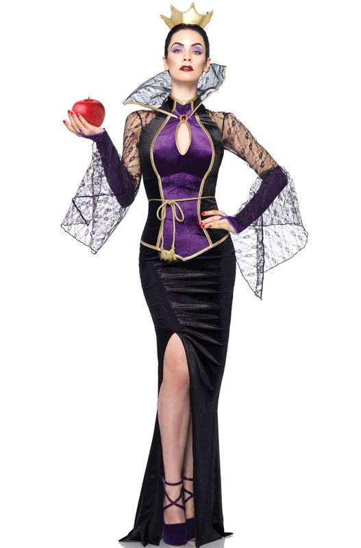 Disney Villains Evil Queen Adult Costume. 15 Must see Adult Costumes Pins   Evil queens  Belle costume and