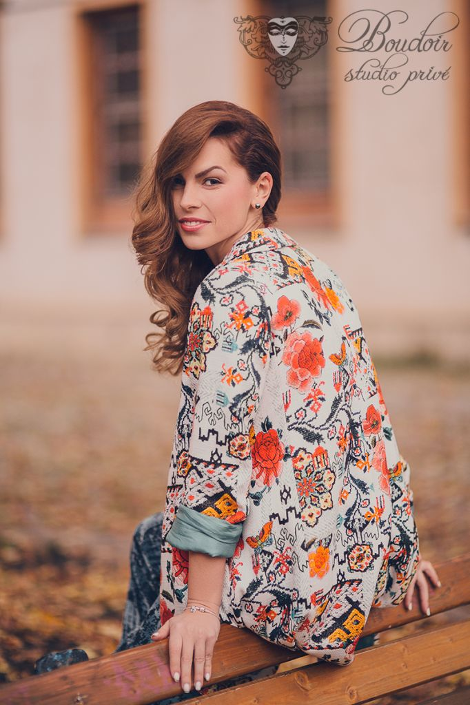 Boudoir Veronica Frisan Style