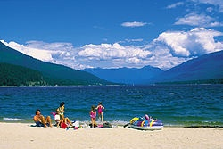 Kootenay Lake  my summer happy place