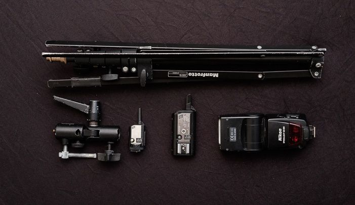 Your First Off Camera Lighting Kit
