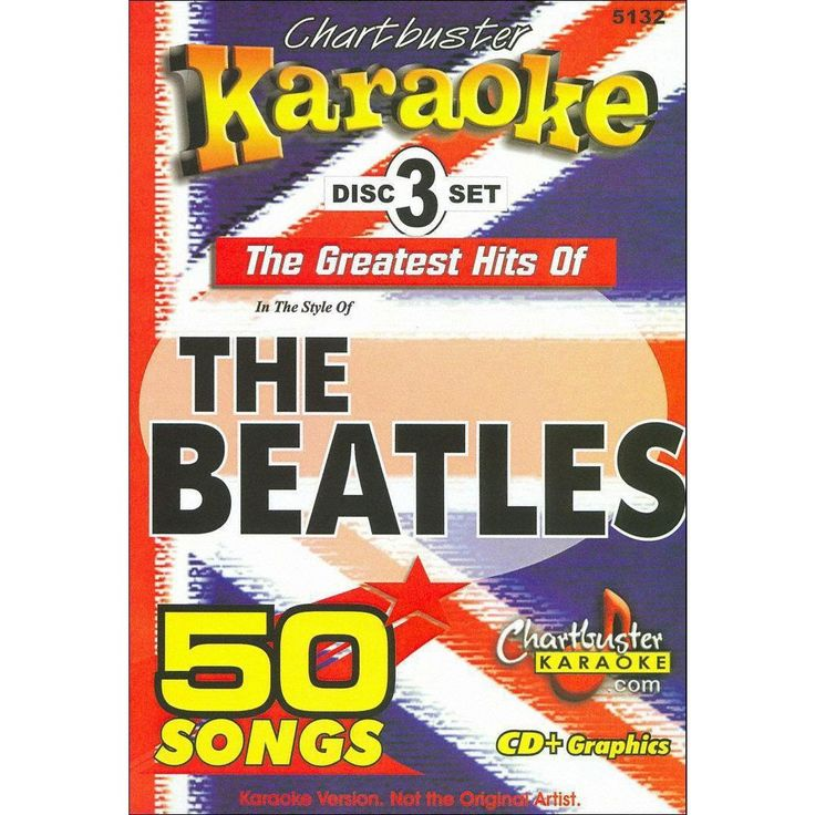Karaoke: Beatles, Pop Music