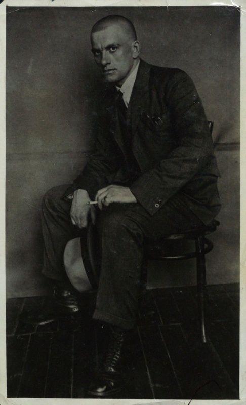 Владимир Маяковский. Фотография Александра Родченко. 1924 год © Государственный музей В. В. Маяковского