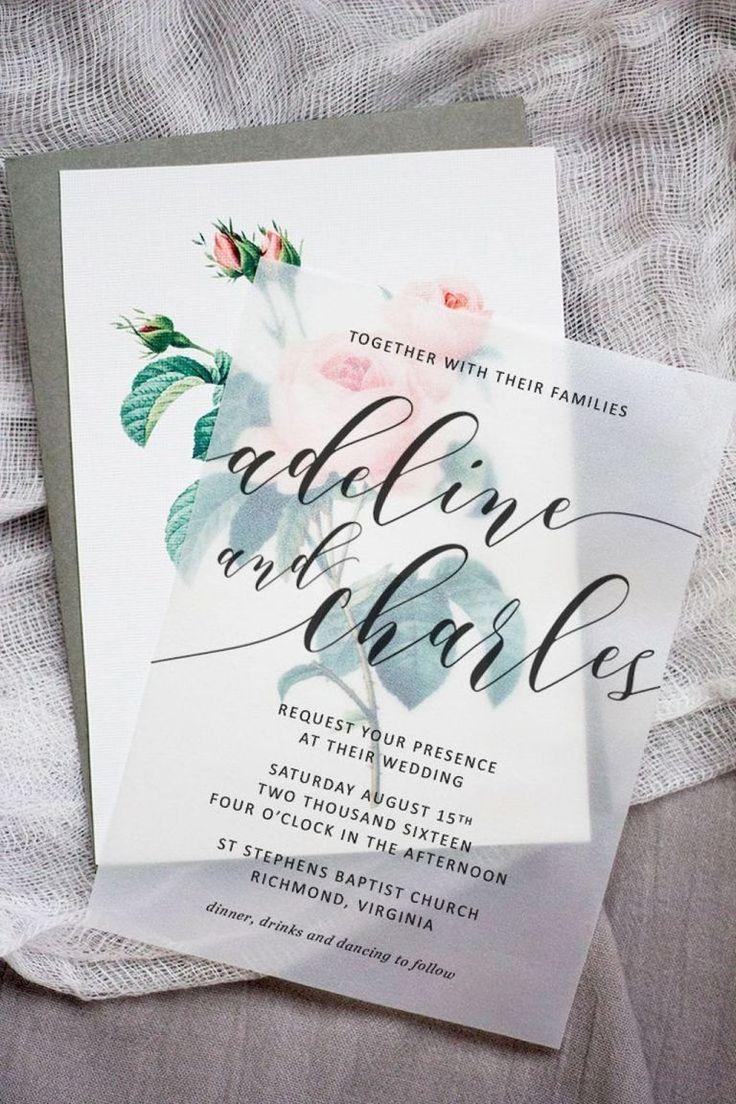 billiga inbjudningskort bröllop