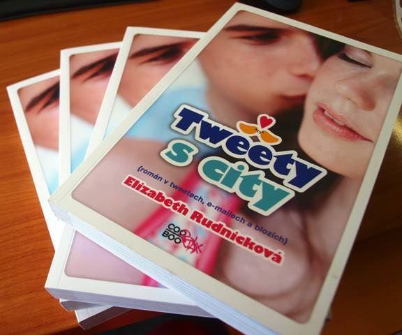 Elizabeth Rudnicková - Tweety s city http://www.cooboo.cz/vydali-jsme/tweety-s-city